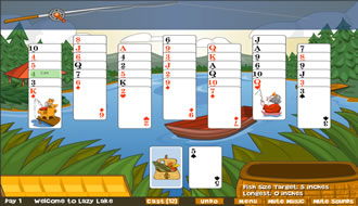 Solitaire A Deck of Cods
