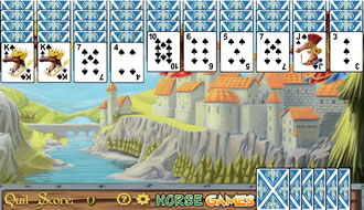 Horse Kingdom Solitaire