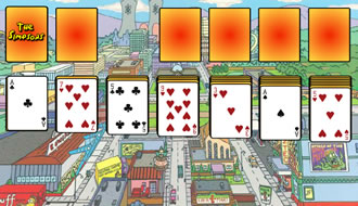 Simpsons Solitaire